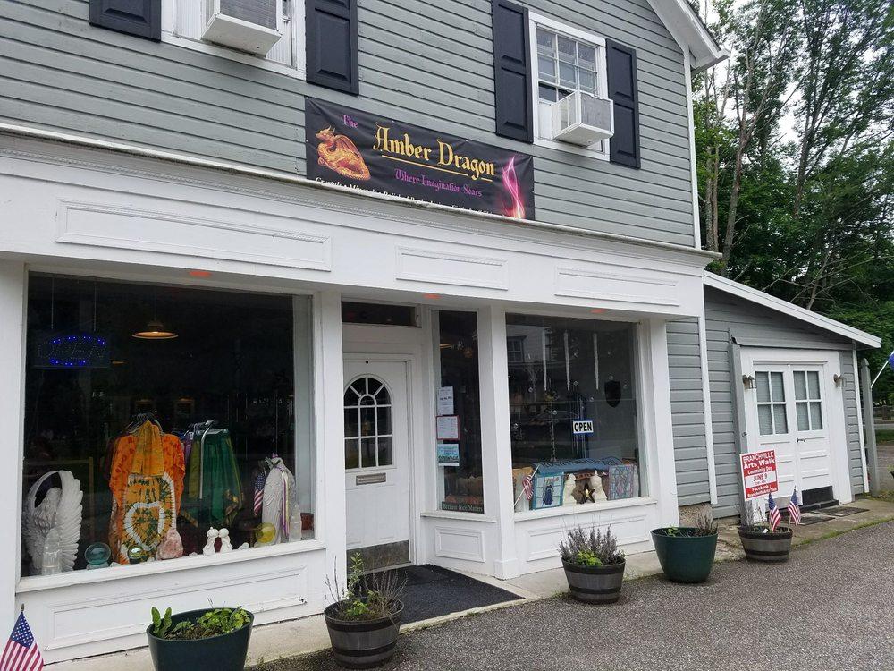 The Amber Dragon: 1-3 Milk St, Branchville, NJ