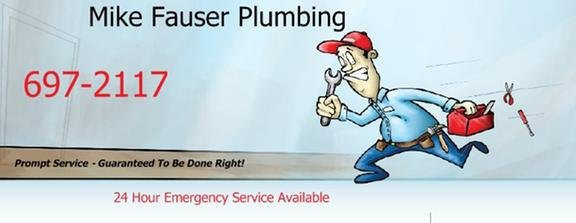 Mike Fauser Plumbing: 5822 S Adams St, Bartonville, IL