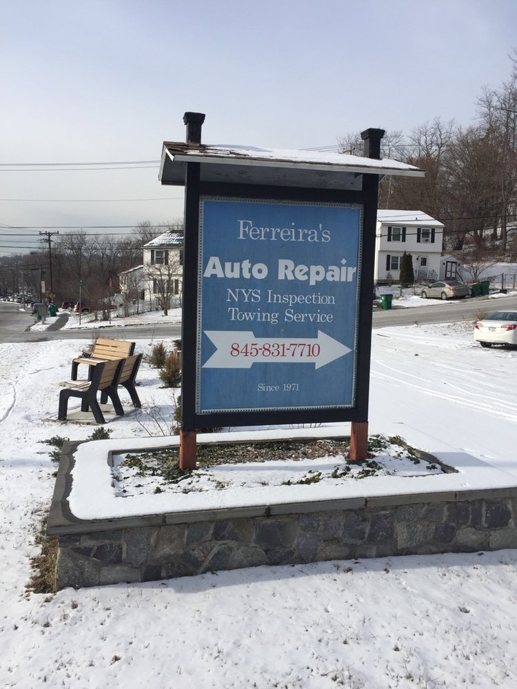 Towing business in Beacon, NY