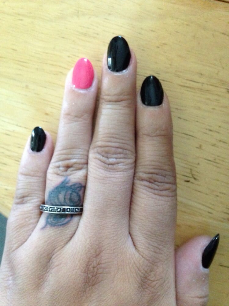 Photo Of Mystique Nails Frankfort Il United States Acrylic On My