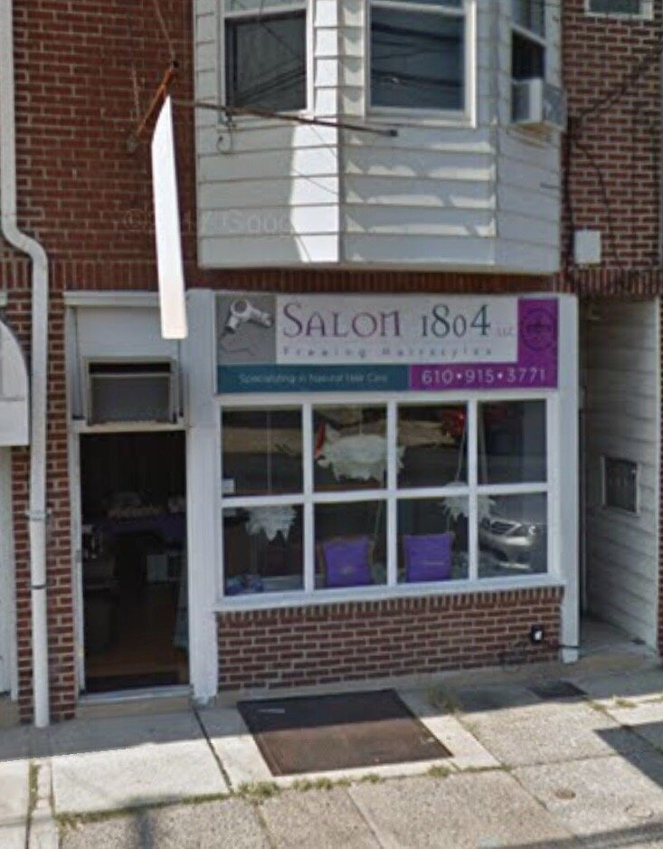 Salon 1804: 707 MacDade Blvd, Collingdale, DE