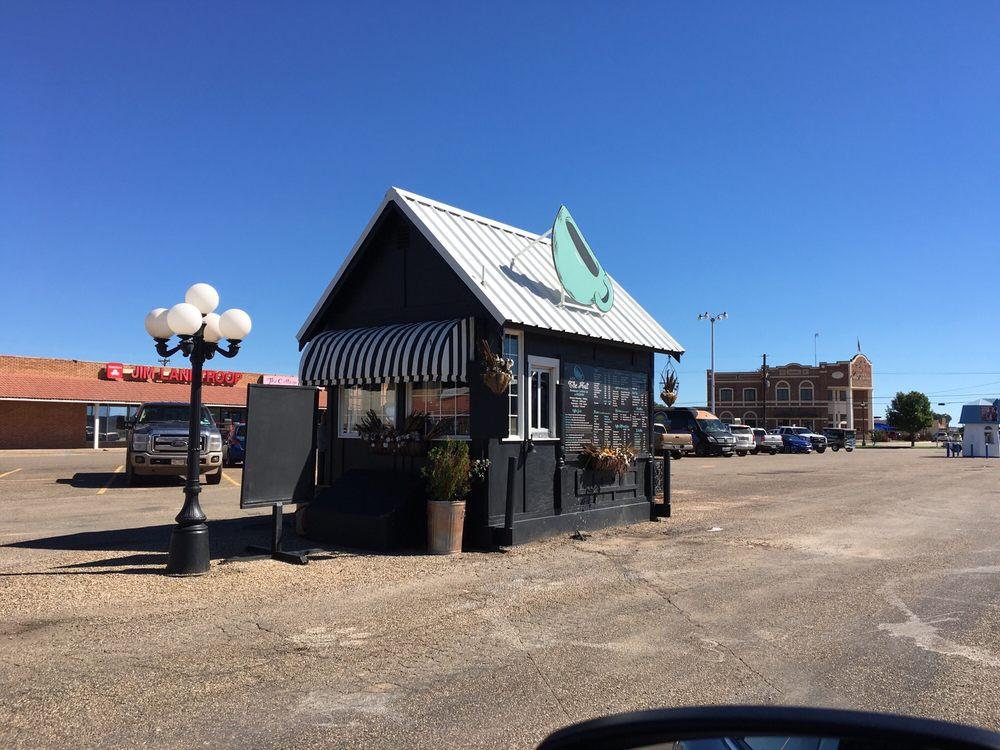 Java the Hut: 3212 Olton Rd, Plainview, TX