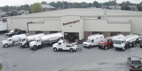 Towing business in Richland, PA
