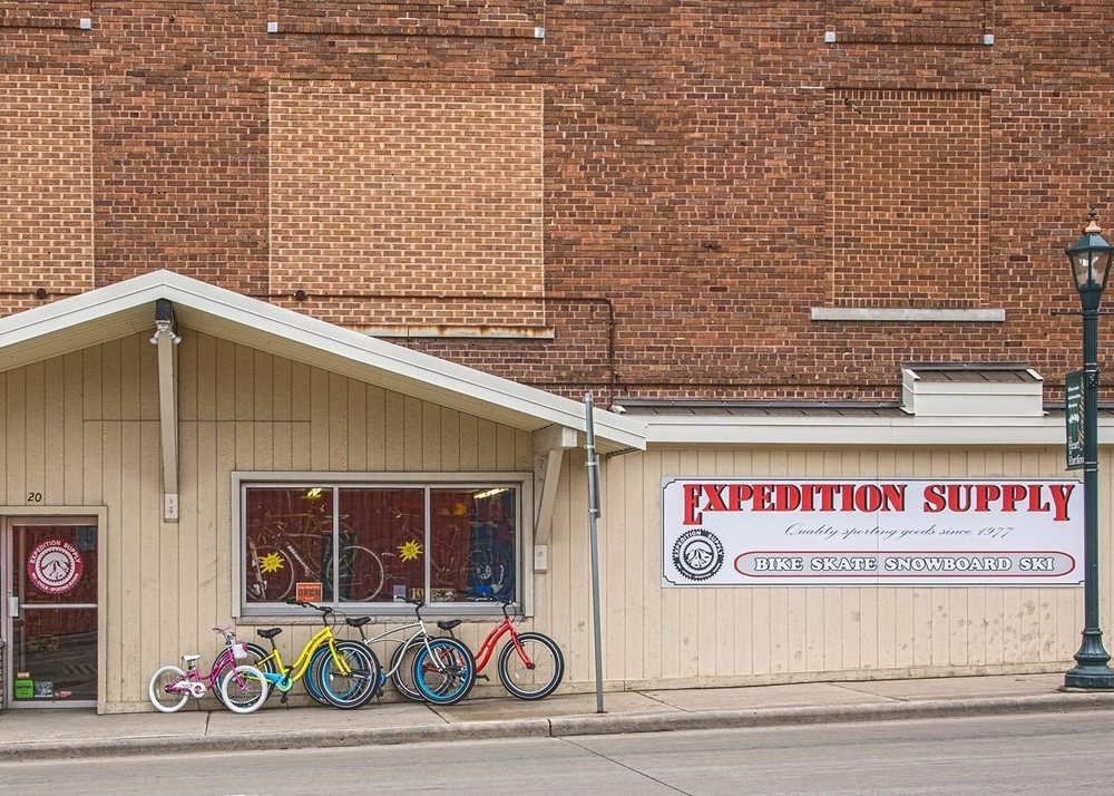 Expedition Supply: 20 W Sumner St, Hartford, WI