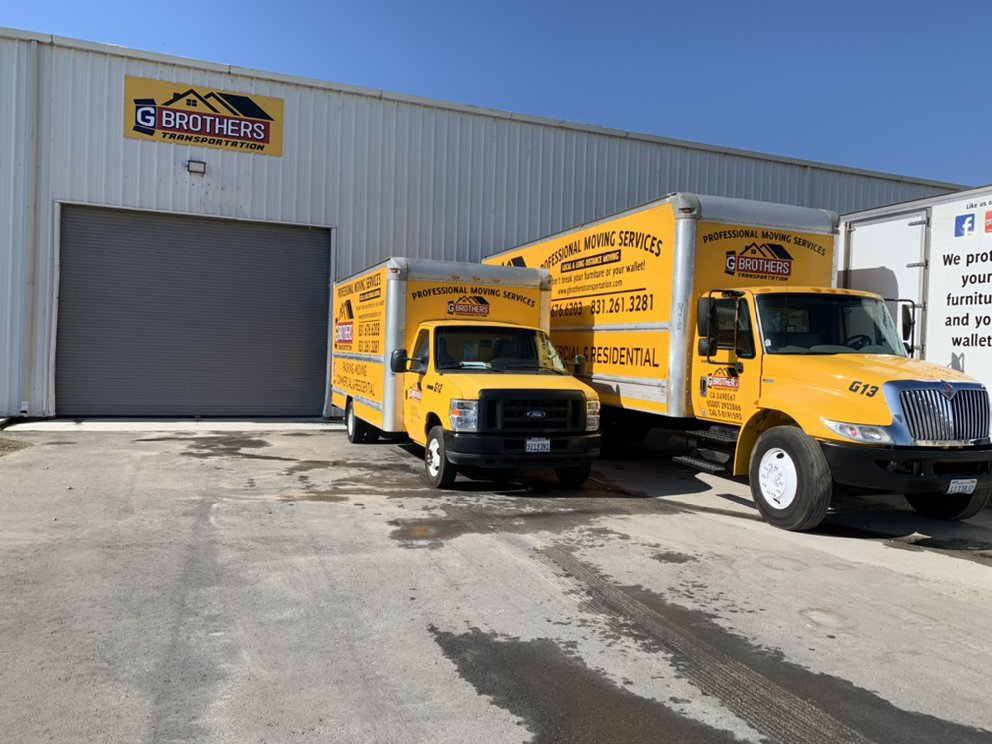 G Brothers Transportation: 11455 Wood St, Castroville, CA