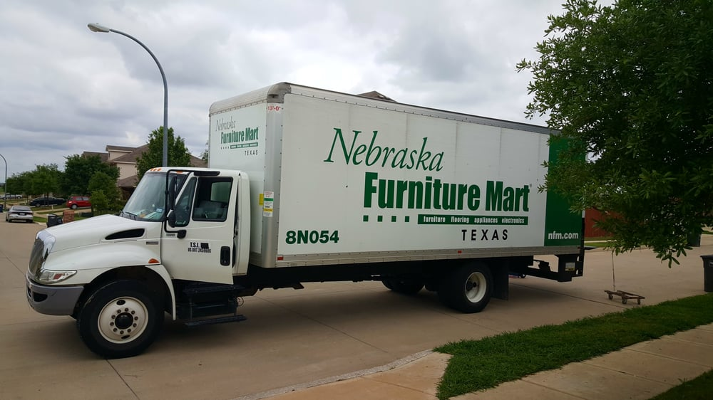 Less Than 24 Hours After Placing An Order, Nebraska Is At My Front Lawn! #OhYes