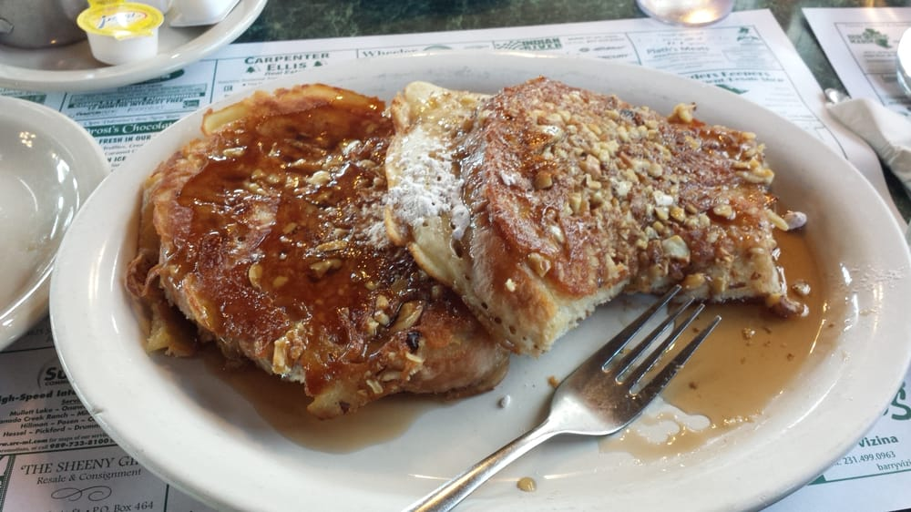 The nutty camper french toast yelp for Atithi indian cuisine mi