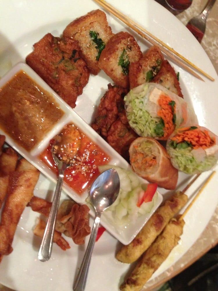 Bangkok Cafe Tucson Reviews