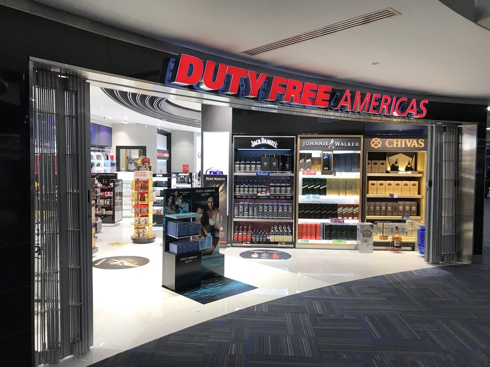 Duty Free Americas: 1 Saarinen Cir, Dulles, VA