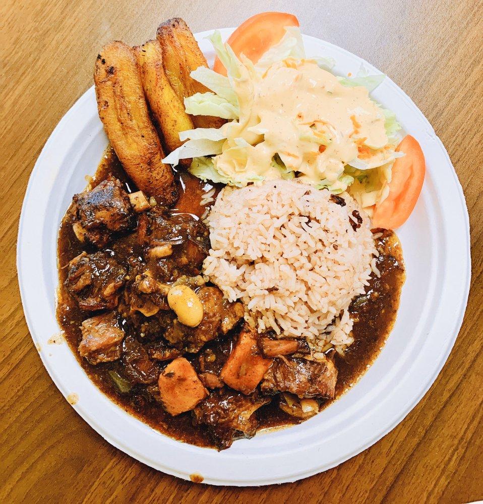 Mo'Bay Island Cuisine: 107 US Hwy 80 SE, Pooler, GA