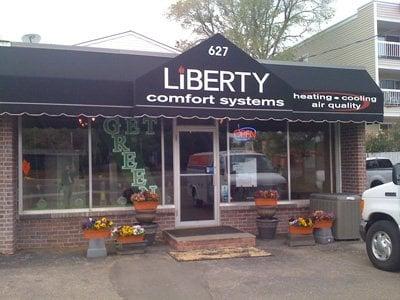 Liberty Comfort Systems: 627 E River Rd, Anoka, MN