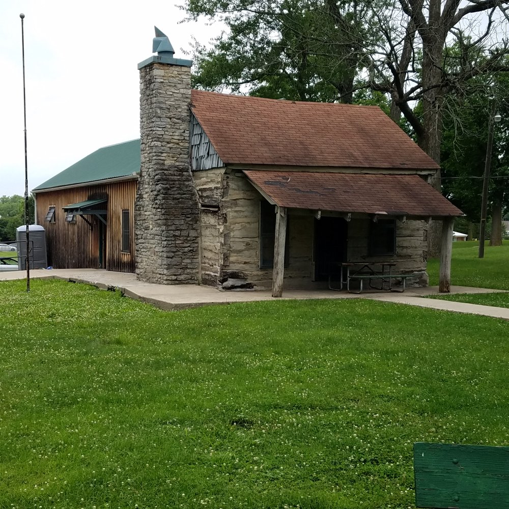 Mary Scott Park: 101 NW 8th St, Richmond, IN