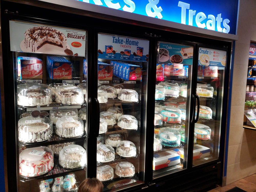 Dairy Queen Grill & Chill: 112 Ladish Rd, Cynthiana, KY