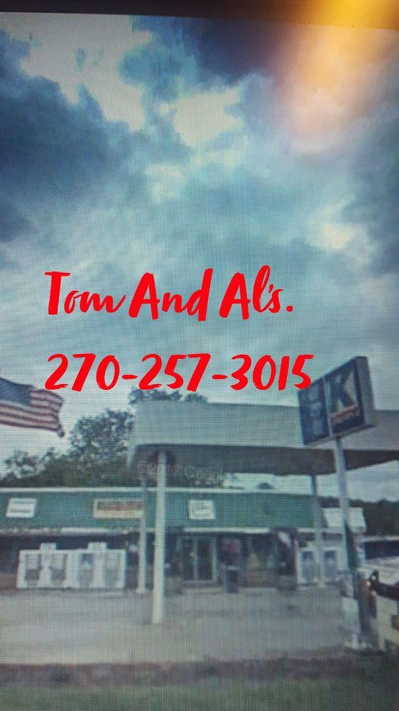 Tom & Al's: 8637 S Hwy 259, Mc Daniels, KY