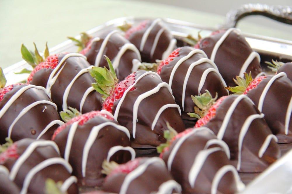 Chocolate Covered Strawberries Served Year Around Yelp