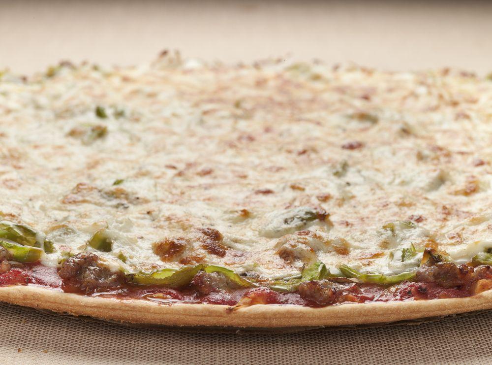 Jimanos Pizzeria: 417 E Rt 173, Antioch, IL