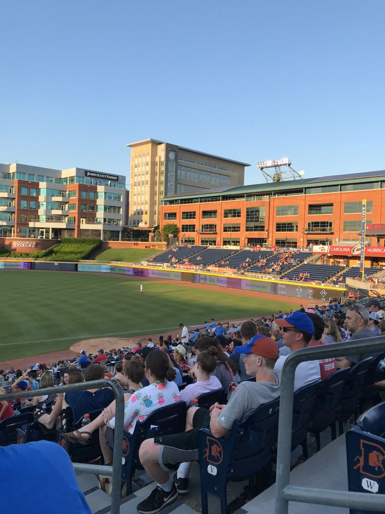 Durham Bulls Athletic Park - DBAP