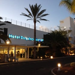 Allsun Hotel Esquinzo Beach Hotel Calle Gran Canaria Urb
