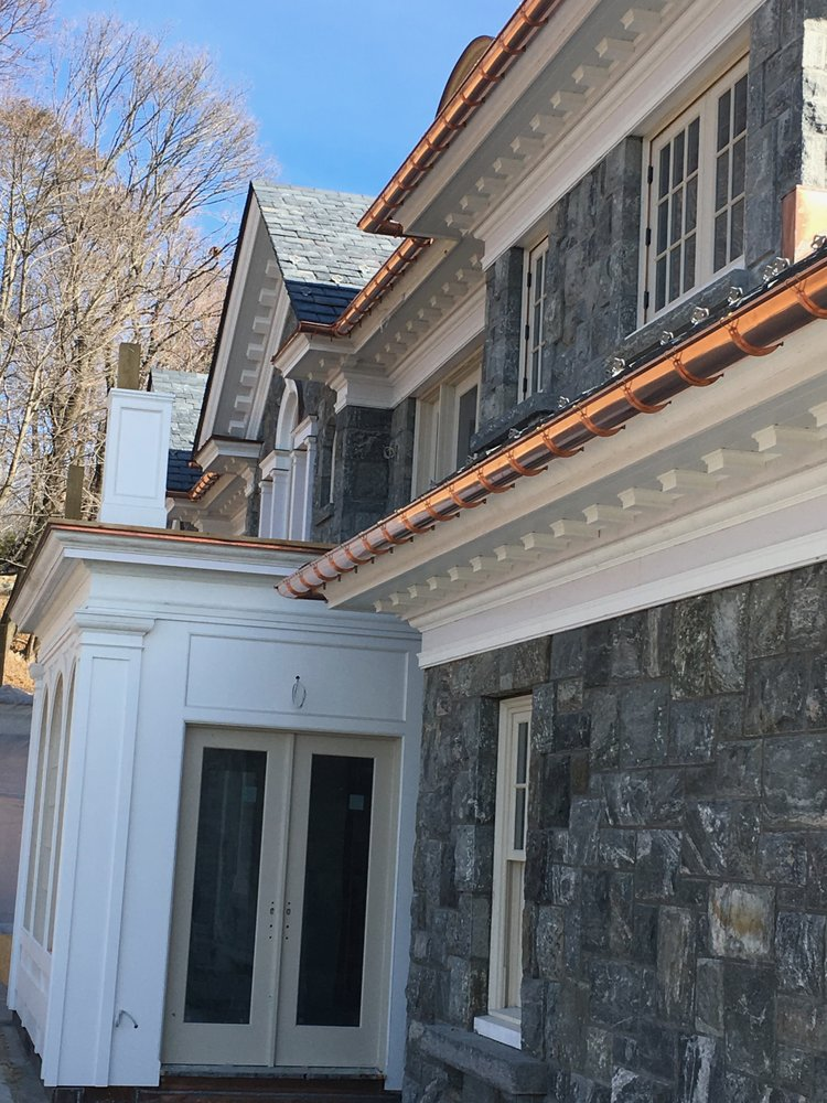 George's Seamless Gutters: 76 S Central Ave, Elmsford, NY