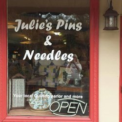 julies pins and needles