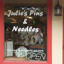 julies pins and needles
