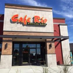 Cafe Rio Mexican Grill Federal Way Wa