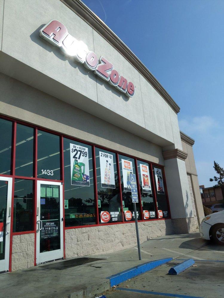 AutoZone Auto Parts: 1433 Fremont Blvd, Seaside, CA