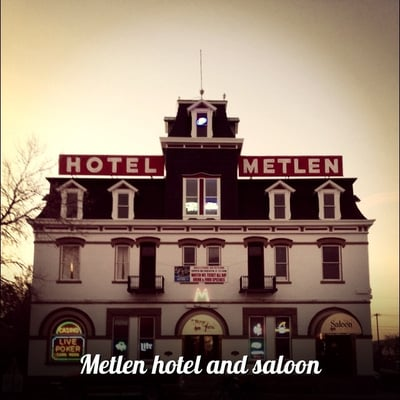 Photo Of Metlen Hotel And Saloon Dillon Mt United States