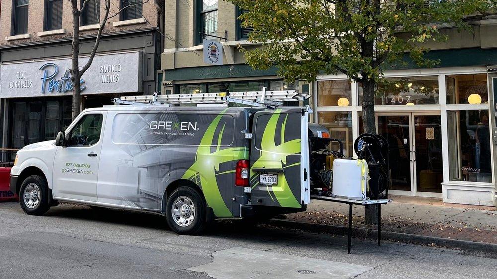 Grexen Kitchen Exhaust Cleaning: 7747 Renhold Dr, Cincinnati, OH