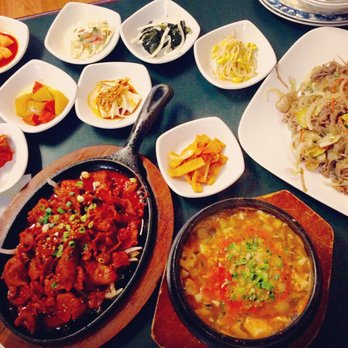 Korean Restaurant Columbus Ohio Bethel