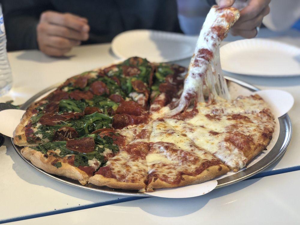 Big Bend Pizza: 900 E US Hwy 90, Marathon, TX