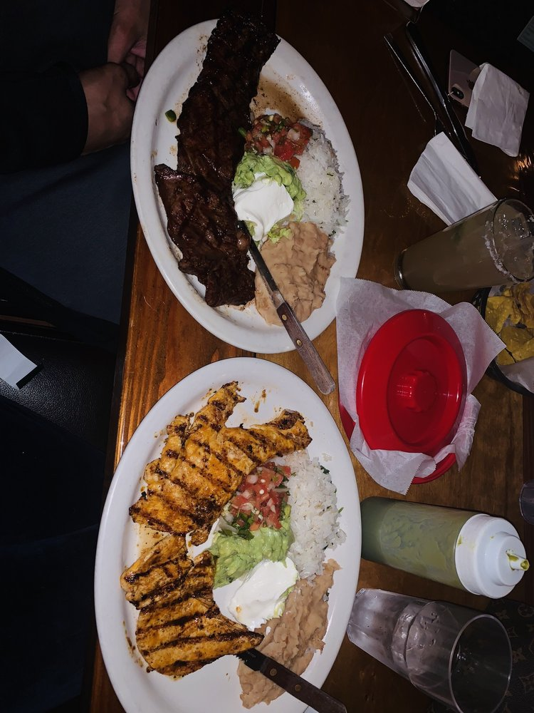Food from Julio's Restaurant