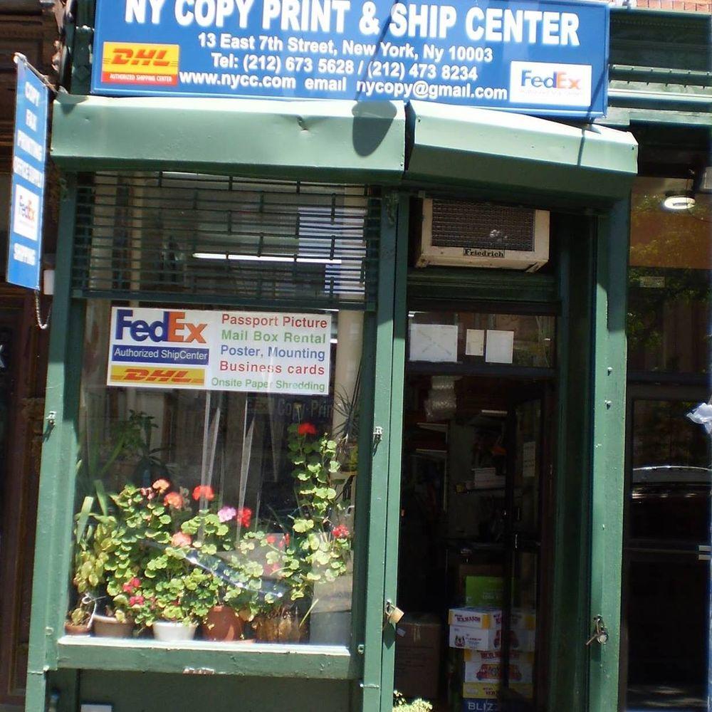 Ny Copy & Printingpany  10 Reviews  Printing Services  13 E 7th St,  East Village, New York, Ny  Phone Number  Yelp