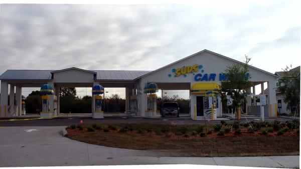 Suds Car Wash Car Wash 4053 S Access Rd Englewood Fl