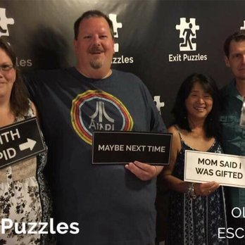 Exit Puzzles Escape Room Olympia