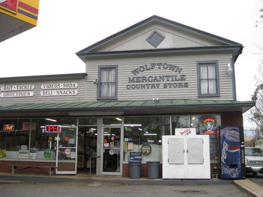 Wolftown Mercantile Country Store: RR 230, Wolftown, VA