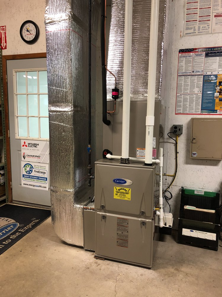 Shearer Heating & Air Conditioning: 125 Old Plank Rd, Washington, PA