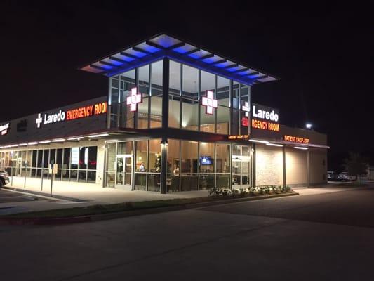 Laredo Emergency Room 7510 Mcpherson Rd Ste 101 Laredo, TX Emergency ...