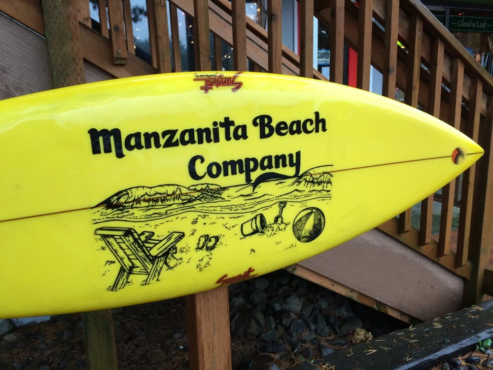 Manzanita Beach Company: 152 Laneda Ave, Manzanita, OR