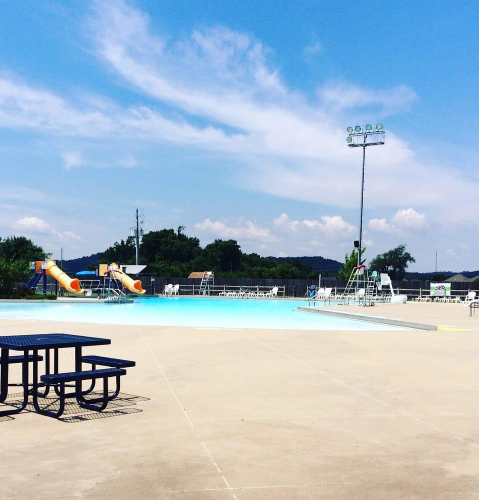 Prairie Grove Aquatic Park: 311 W Butler St, Prairie Grove, AR