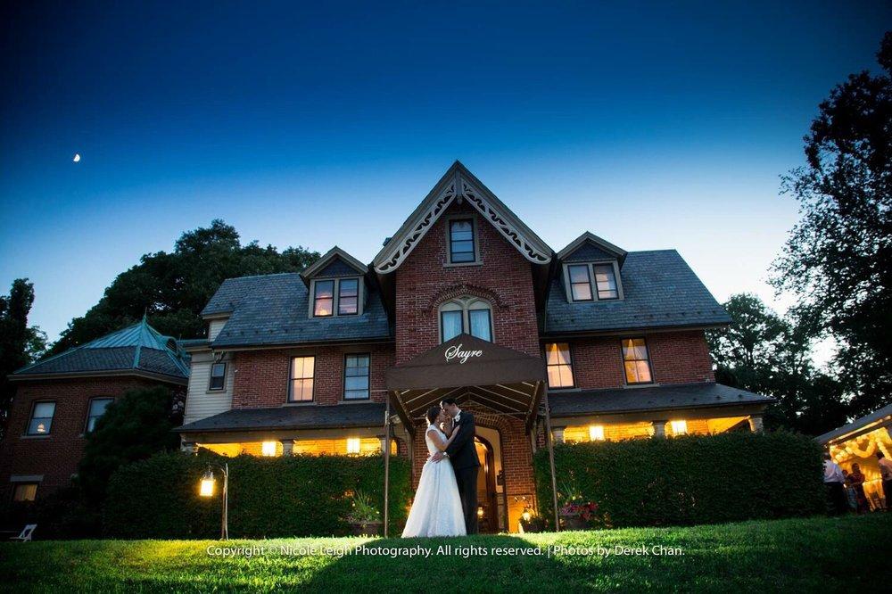 Sayre Mansion: 250 Wyandotte St, Bethlehem, PA