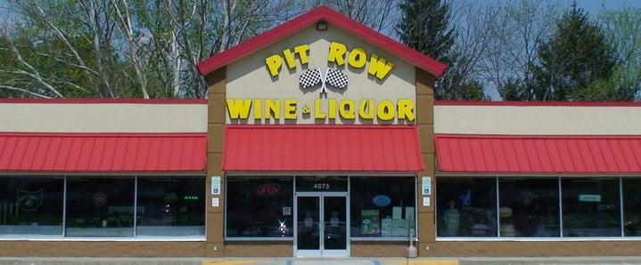 Pit Row Wine & LIquor: 4073 Hwy 394, Bluff City, TN