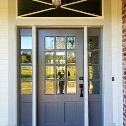 Photo of Custom Door Restoration - Houston TX United States. Door and side & Custom Door Restoration - 36 Photos - Door Sales/Installation - 1320 ...