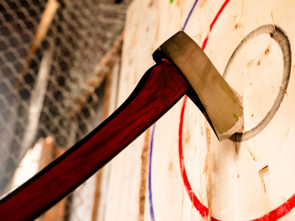 BATL | The Backyard Axe Throwing League: 55 West Church St, Orlando, FL