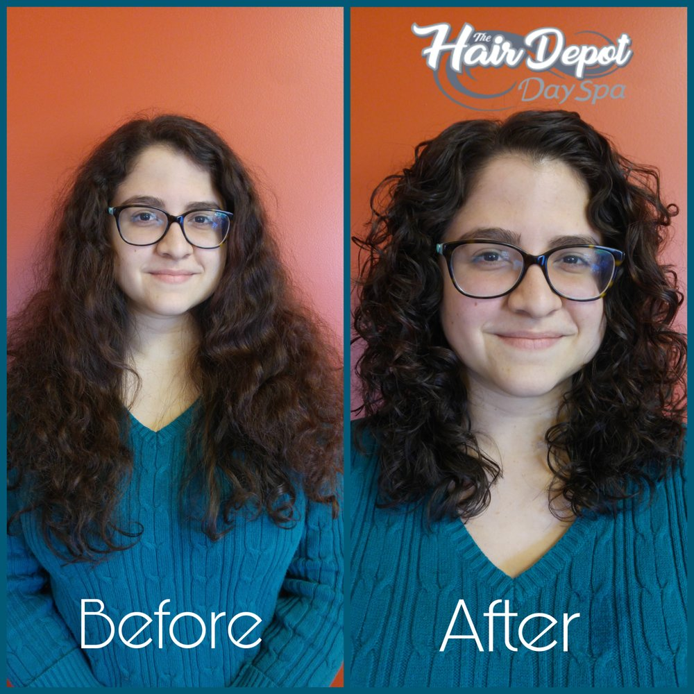 The Hair Depot Day Spa: 523 N Sandusky St, Bellevue, OH
