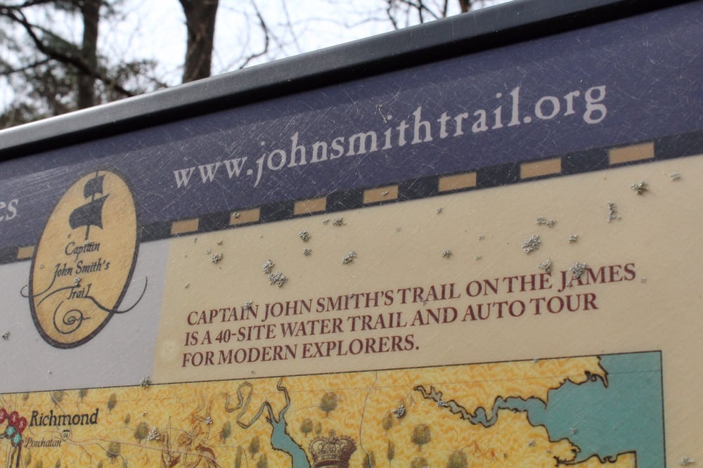 Captain John Smith Chesapeake National Historic Trail