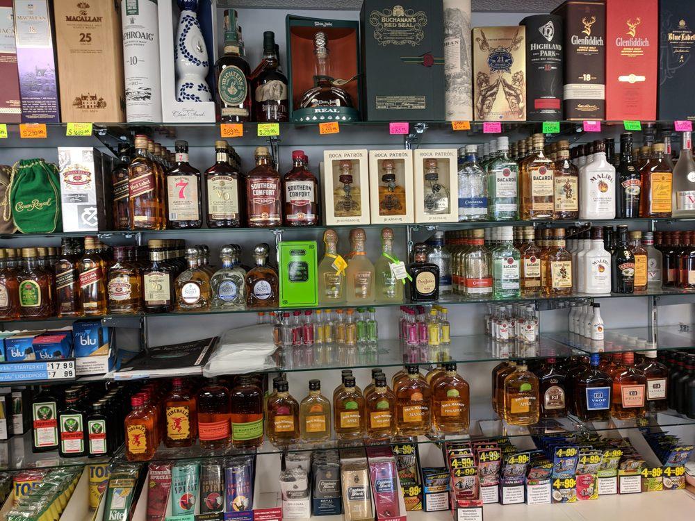 Discount Tobacco & Liquor: 284 Main St, Antioch, IL