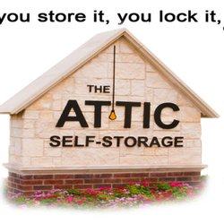 Photo Of Attic Self Storage Mesquite Tx United States