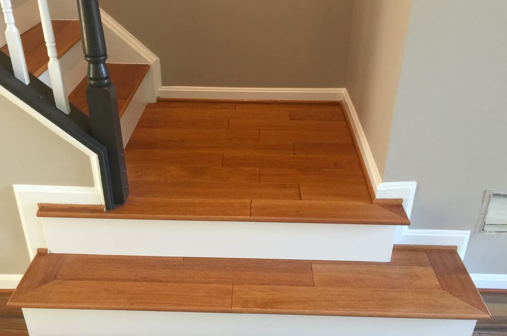 Photo Of Install Pros   Burke, VA, United States. Custom Stair Treads (