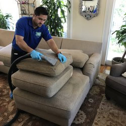 Photo Of D G Carpet Cleaning New Orleans La United States Upholstery